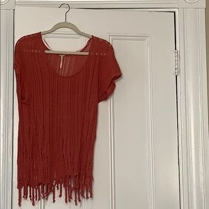 FP knit top